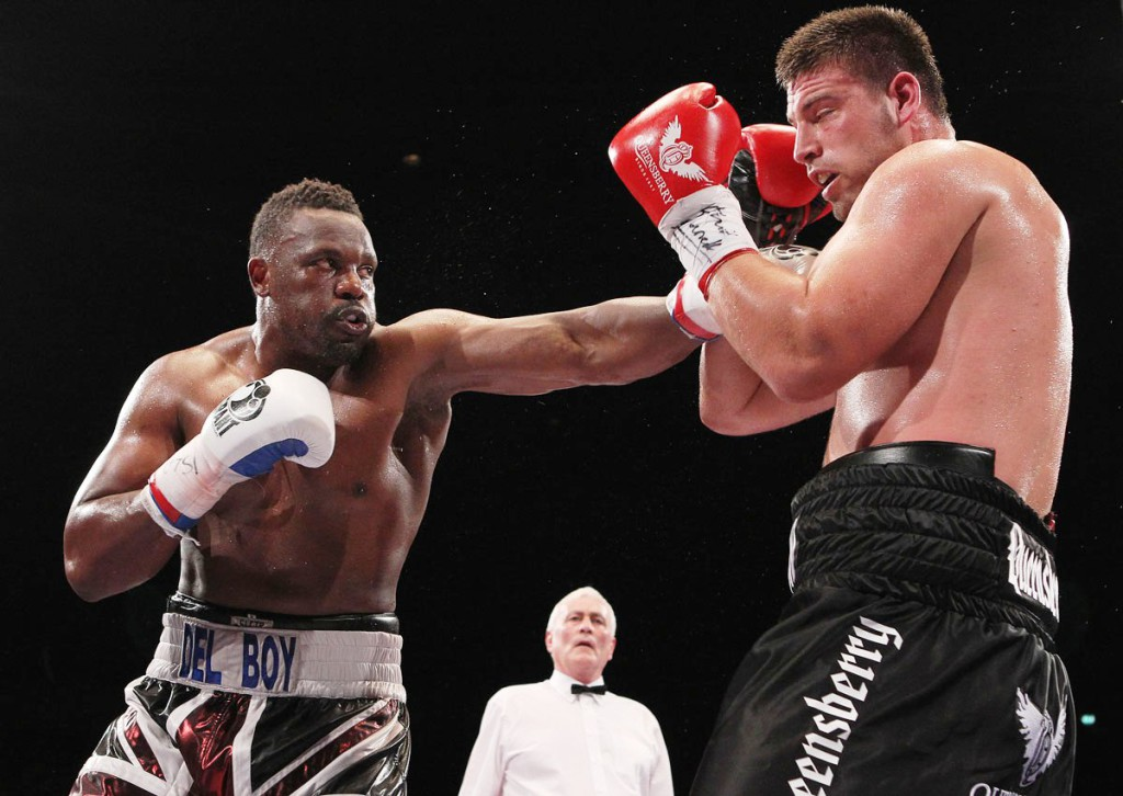 """chisora action 1024x726 - David Haye: """"Usyk Has Miscalculated How Good Chisora is"""""""