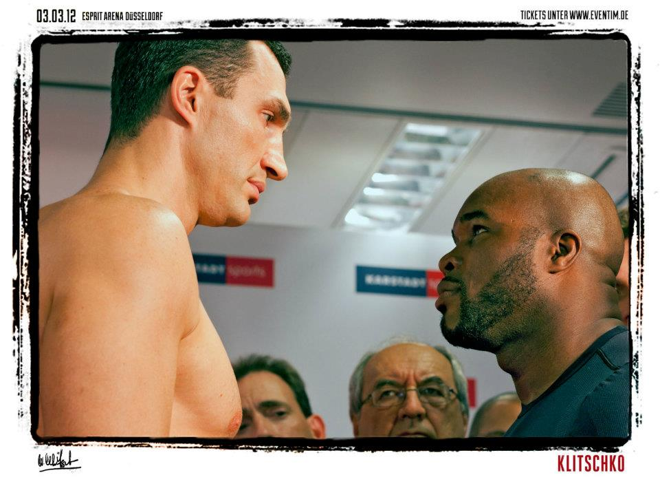"Wladimir Klitschko in ""No-Win Situation"" versus MORMECK ..."