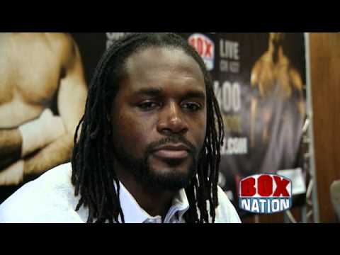 Audley Harrison Talks About His Fight With David Price
