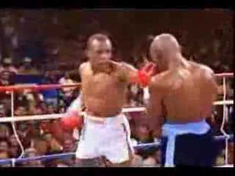 Boxing Tribute – Marvin Hagler vs Sugar Ray Leonard