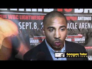 Press Conference Quotes: Andre Ward – Chad Dawson