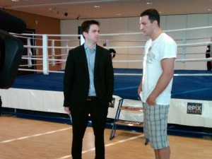 Wladimir Klitschko Pre Fight Interview