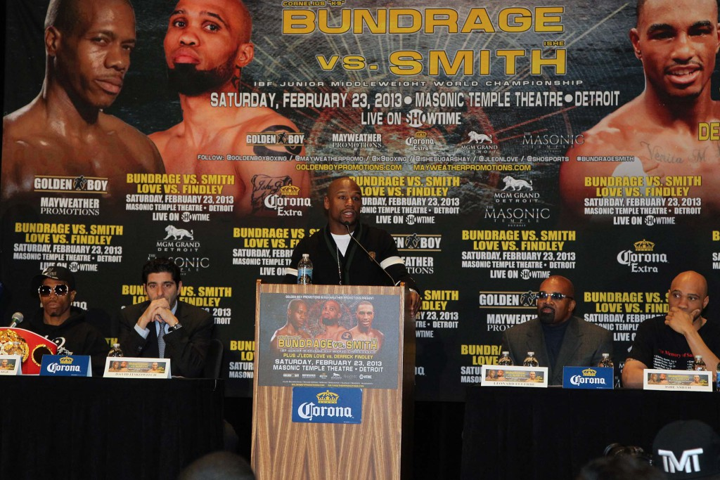 Floyd Mayweather Jr Press Conf Quotes From Detroit Boxinginsider