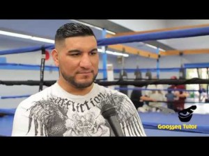 Chris Arreola Prepares For Stiverne on HBO 4-27