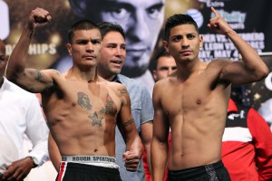 Showtime PPV Undercard Results: Mares and Santa Cruz Score Stoppages, Love Narrowly Defeats Rosado