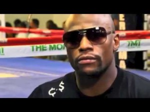 Am The Greatest Ever: Floyd Mayweather Talks Offering Manny $40 Million