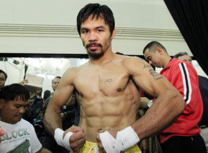 Pacquiao final workout_131121_001a