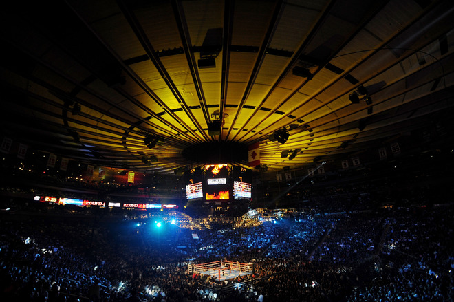 madison square garden boxing - Five Knockout Tunes For Boxing Fans