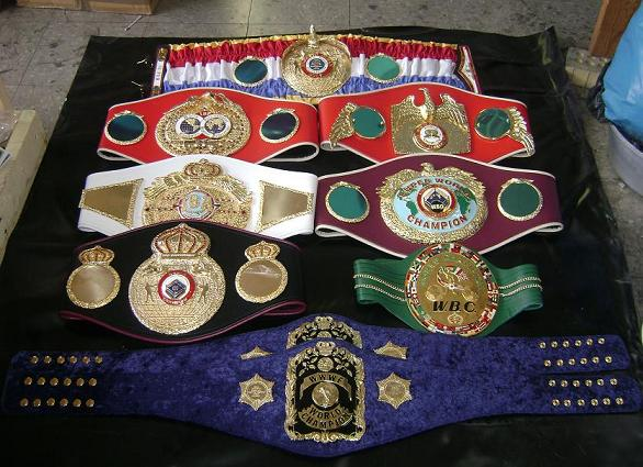 belts - World titles. How important are they actually?