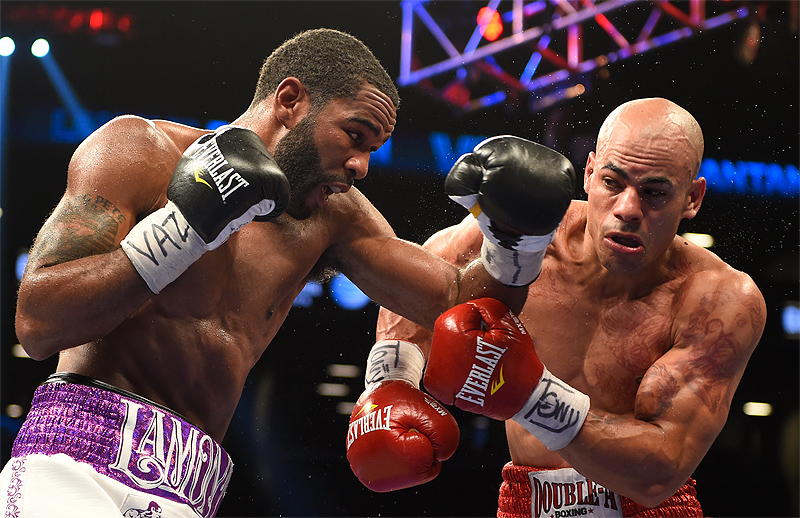 LPetersonSantana Hoganphotos - The Underrated Career of Lamont Peterson