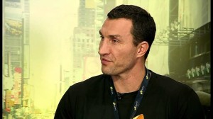 Interview with World Heavyweight Champion Wladimir Klitshcko