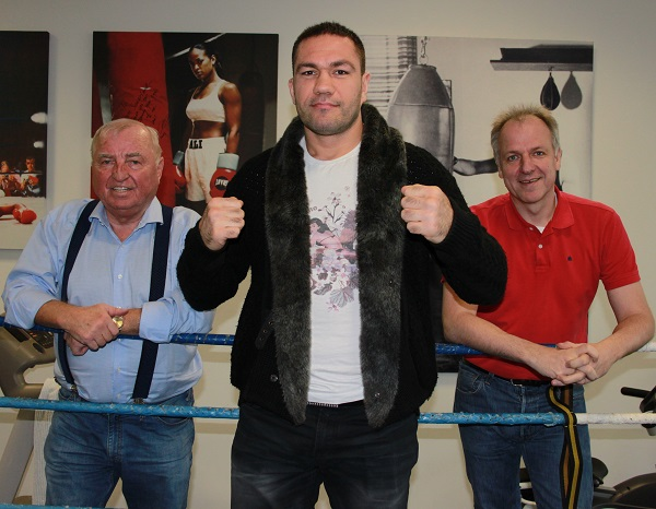 Wegner Pulev - Kubrat Pulev In The Mist Of Sexual Assault Claims