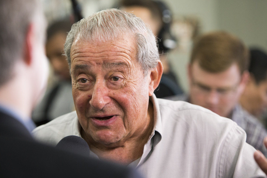 """008 Bob Arum 1024x683 - Bob Arum On Fury vs Wilder 3: """"We're Optimistic That We'll Be Able To Do The Event In Nevada, In Las Vegas"""""""