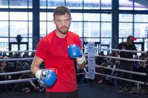 Boxing - Open Workout