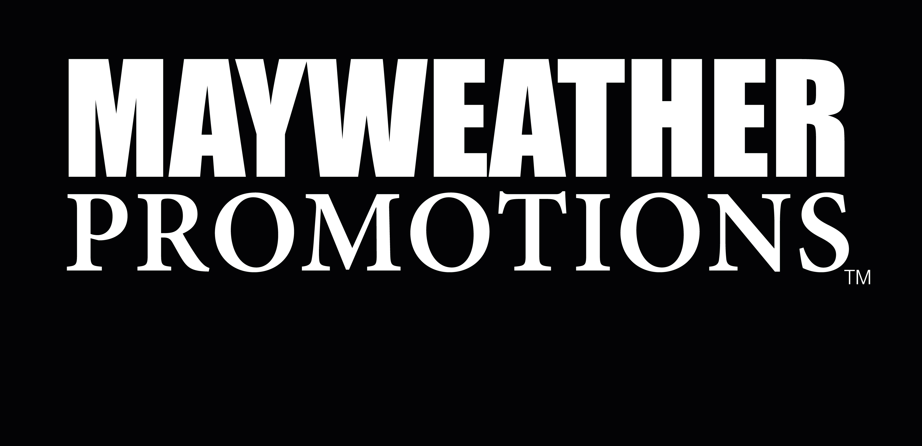 MAYWEATHER PROMOTIONS VECTOR FILE