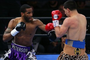 Peterson Garcia 300x200 - The Underrated Career of Lamont Peterson