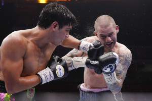 Omar Figueroa vs Ricky Burns