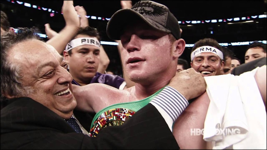 auto draft 1024x576 - Confirmed – Canelo Breaks With Golden Boy And DAZN, Eyes Caleb Plant For 12/19