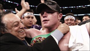 """watch the complete special of 2 days canelo alvarez cotto vs canelo happens saturday november 21 live on pay per view beginning at 9pm et 6pm pt 300x169 - Canelo: """"My Objective This Year Is To Win All The Belts"""""""