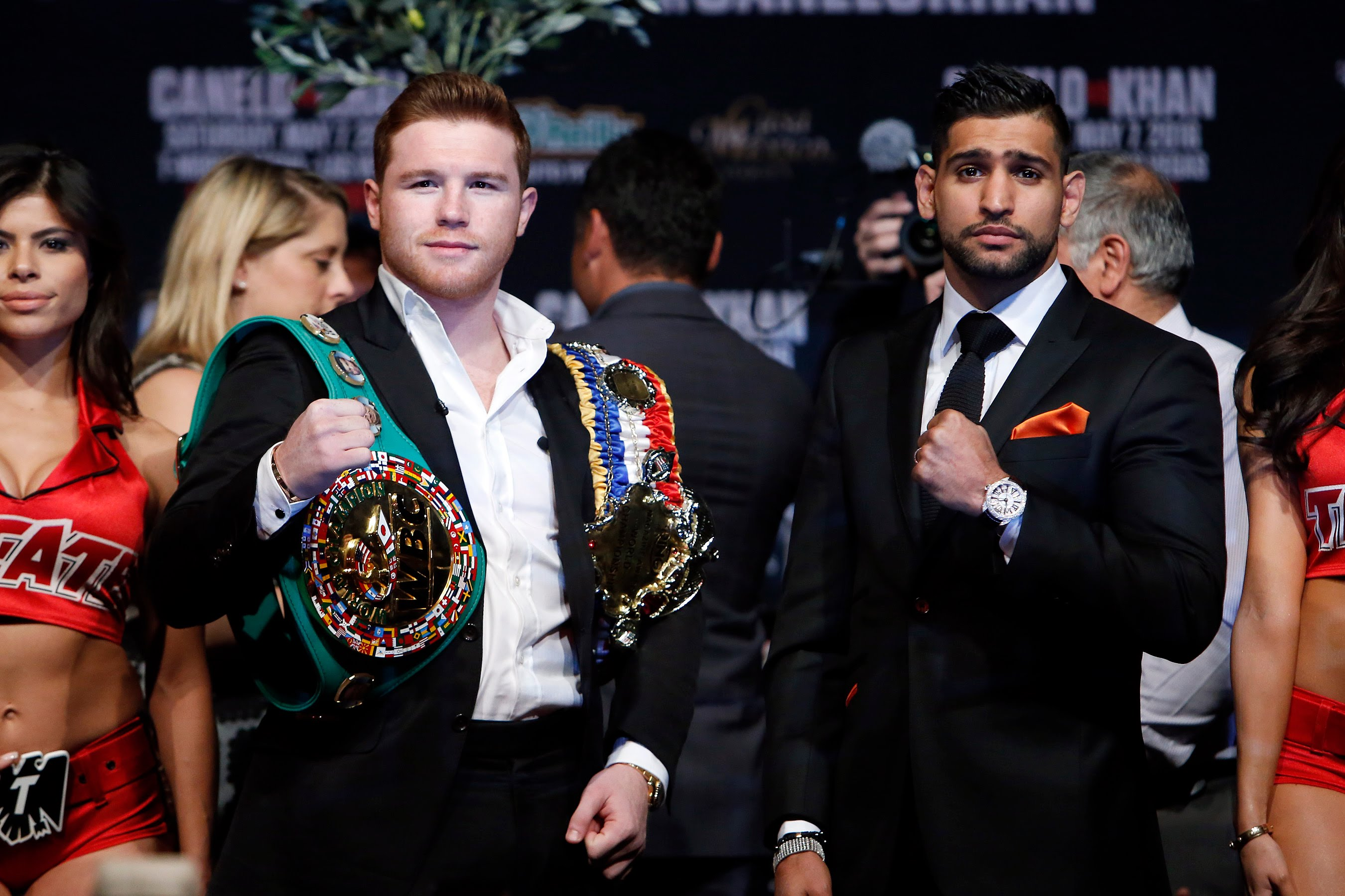 Boxing Insider Notebook for Canelo vs. Khan