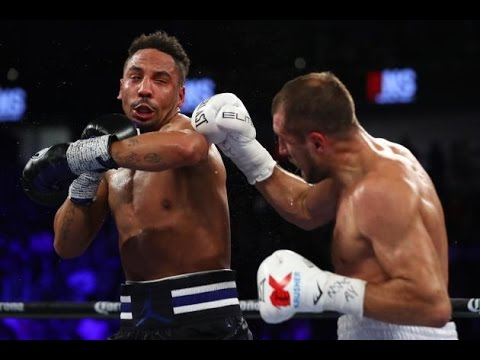 After Capturing Light Heavyweight Titles, What is Next for Andre Ward?
