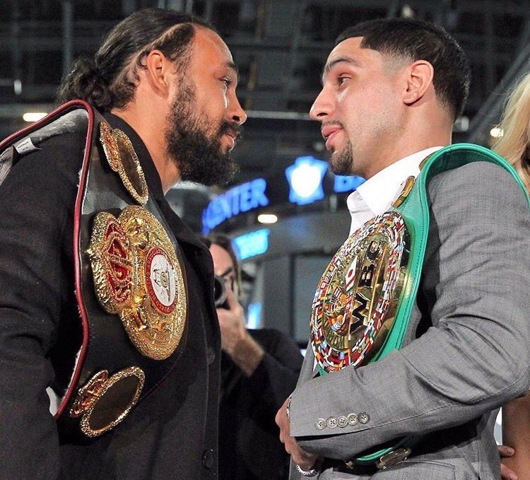 Trust The Process: Danny Garcia Vs. Keith Thurman