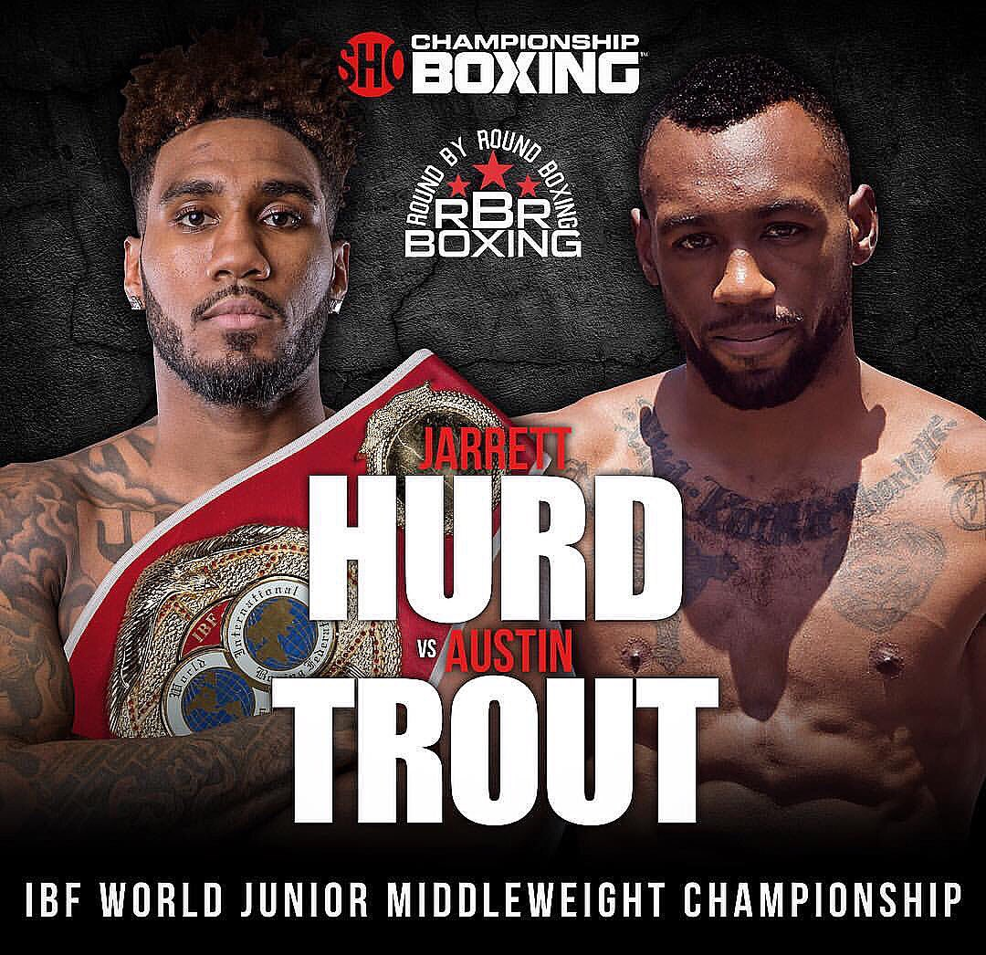 "Jarrett ""Swift"" Hurd's First Title Defense Is A Serious"