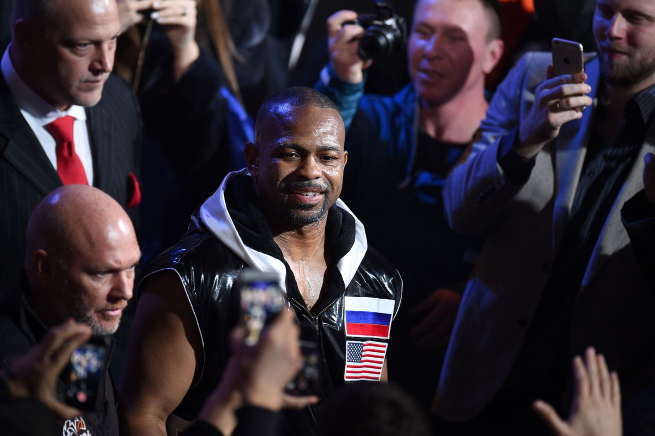 """Roy Jones Jr.: """"Y'all Gonna Make Me Mess Around And Come Back And Become Champ Again"""""""