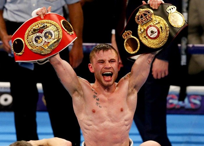 ESPN Boxing Results: Carl Frampton Makes It Look Easy Against Darren Traynor