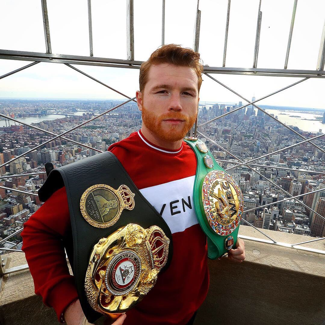 Canelo Inks Record-Breaking Long-Term Contract With DAZN