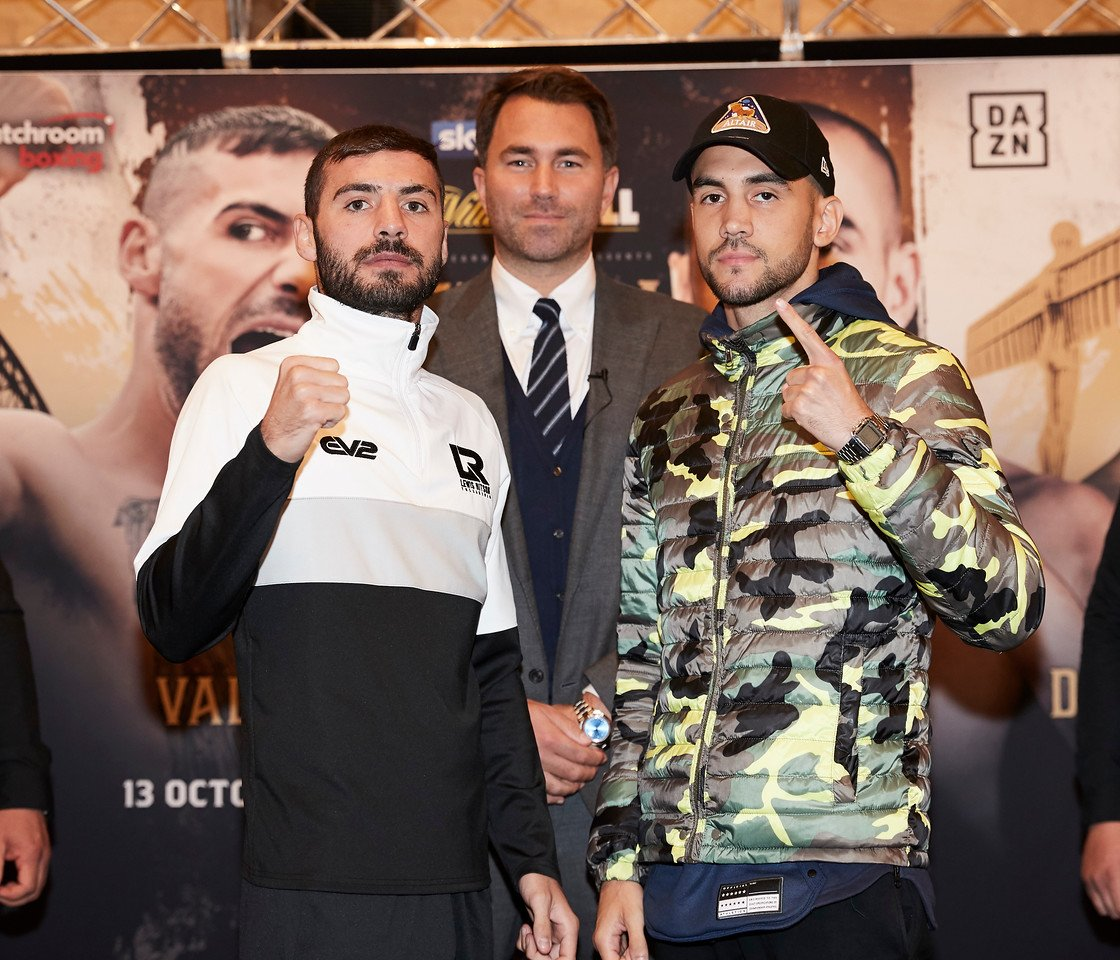 DAZN Boxing Preview: Lewis Ritson V Francesco Patera