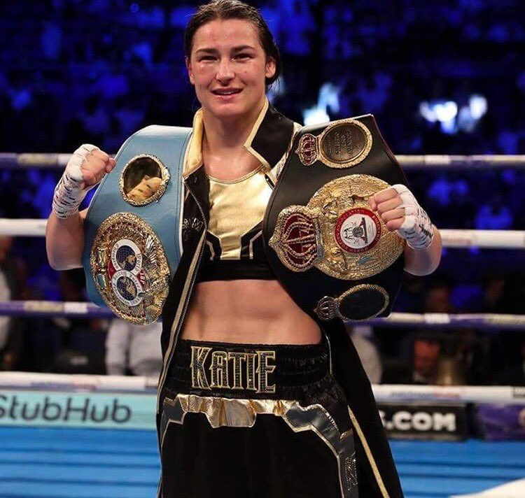 katietaylor - Katie Taylor on the Verge of History