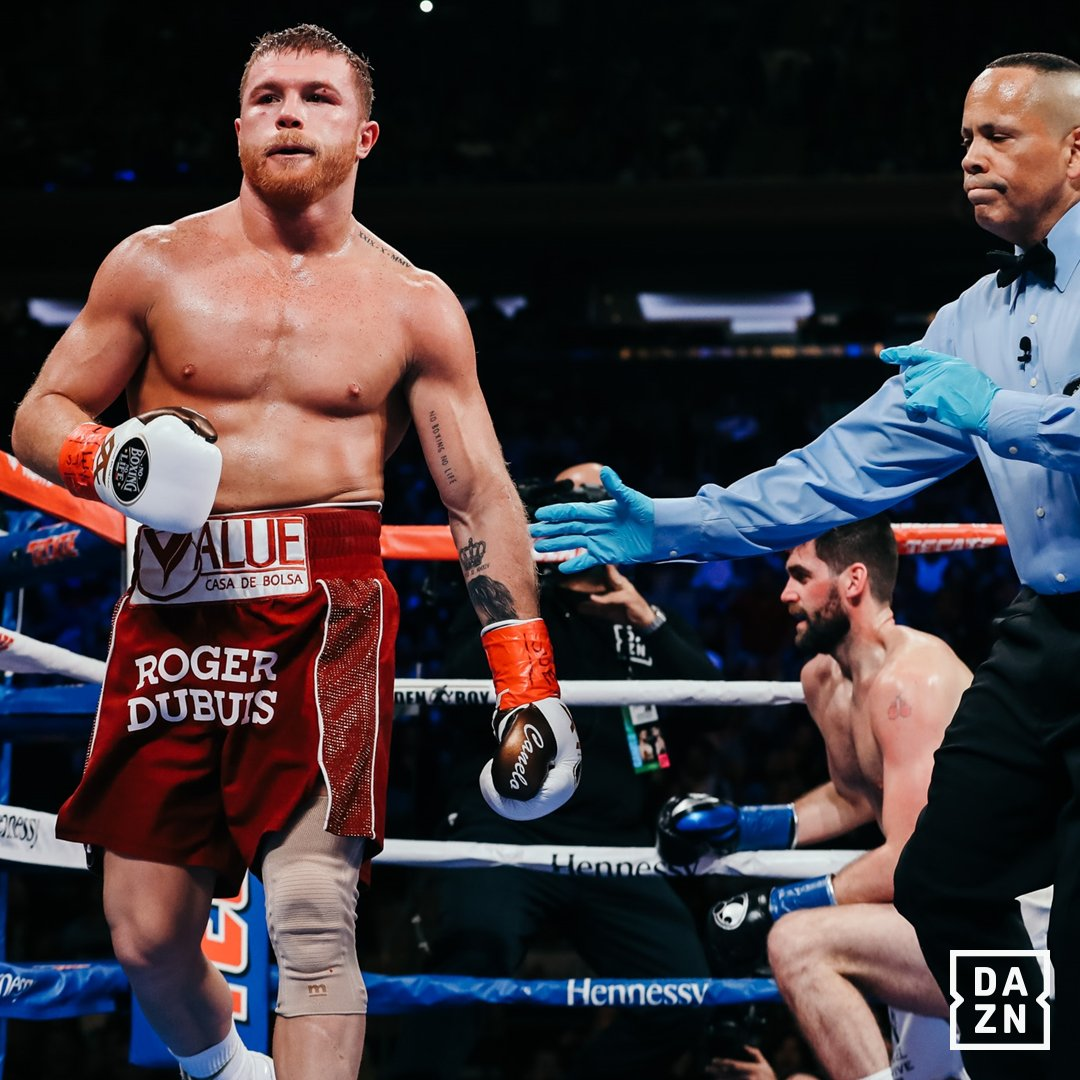 Alvarez To Unify Super Middleweight Division In 2019