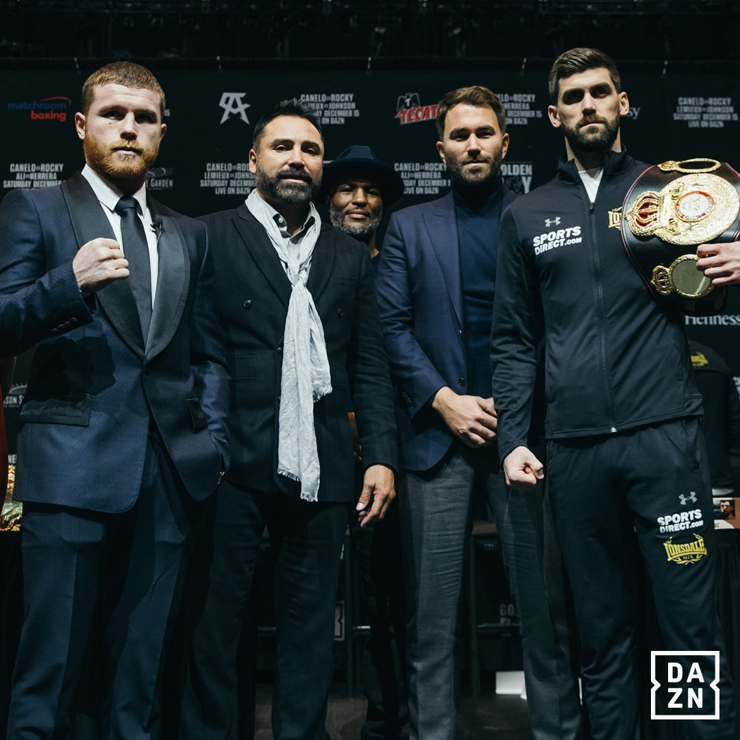 DAZN Boxing Preview: Canelo Vs. Rocky, Farmer Vs. Fonseca