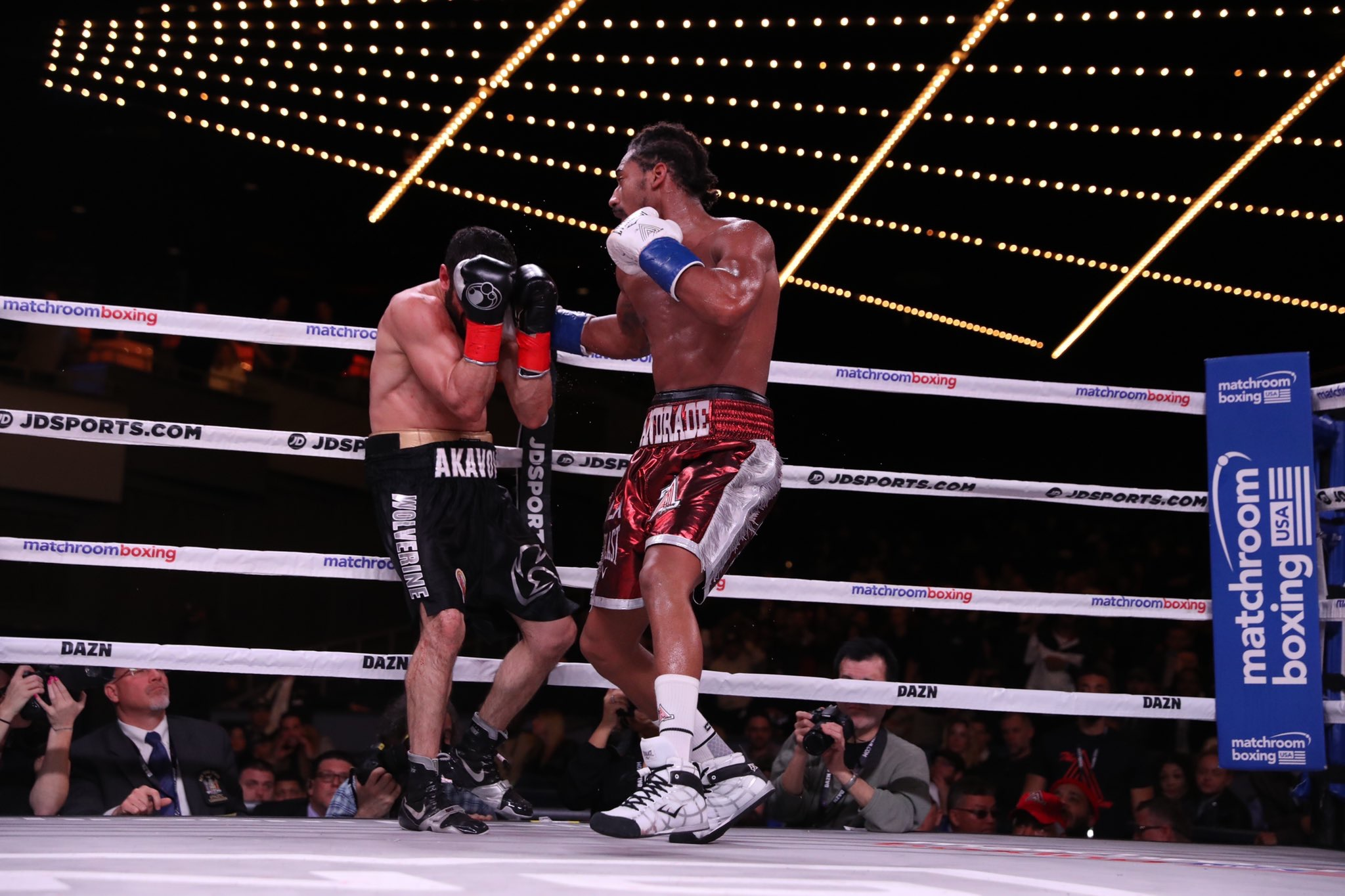 2B78610F 72AB 4C8A 9E8D 9EBAD1BBBFA0 - DAZN Boxing Results: Cano Stuns With First Round KO Of Linares, Andrade Dominates Akavov