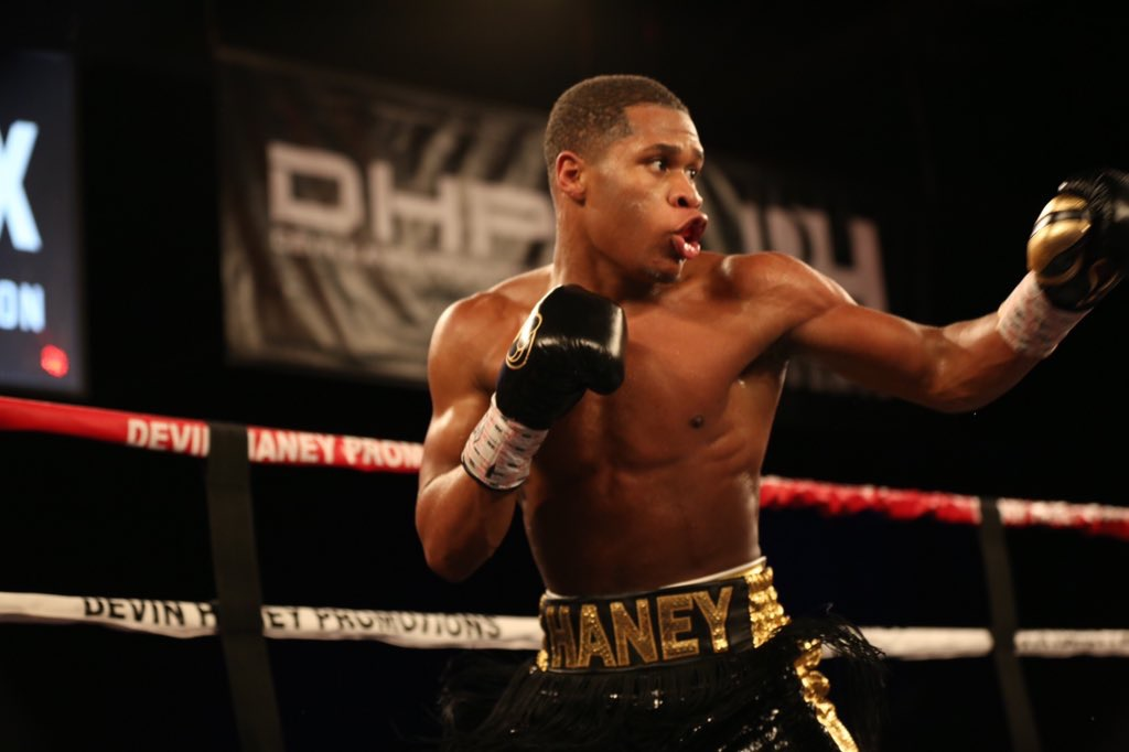 ShoBox Results: Haney Wins Wide Decision | BoxingInsider.com