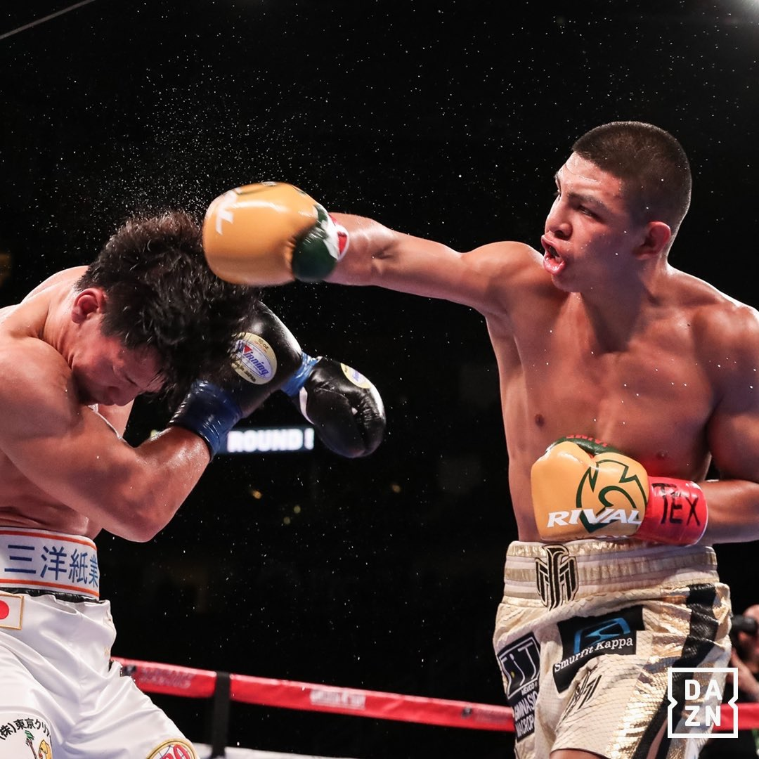DAZN Boxing Report: Munguia Battles Through Tough Inoue
