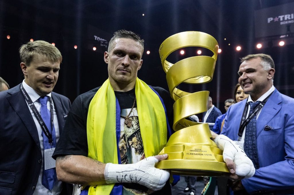 """usyk 1024x682 - David Haye: """"Usyk Has Miscalculated How Good Chisora is"""""""