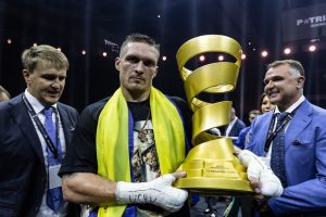 usyk 300x200 - Oleksandr Usyk vs Carlos Takam: Can Usyk Make it as a Heavyweight?