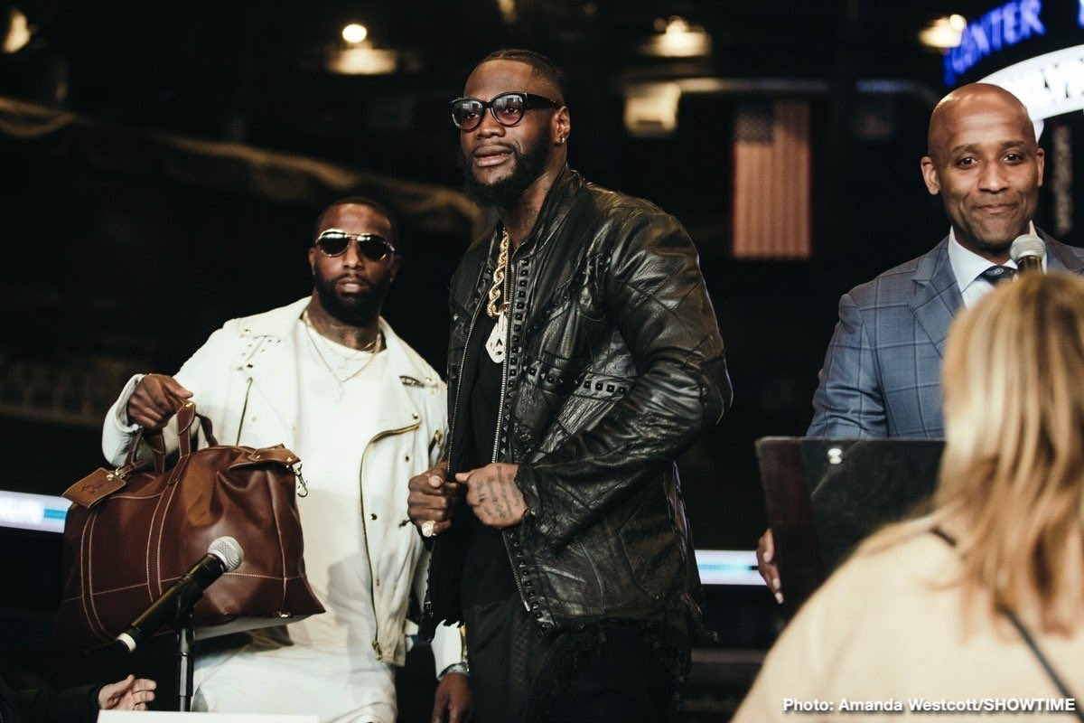 0AE1E3A1 3D8D 4F5B 9B98 9410A7F40439 - Why Deontay Wilder Turned Down Such A Massive Offer
