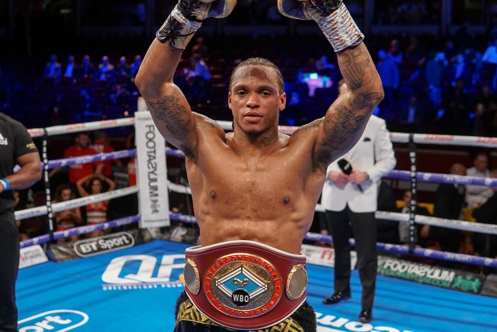 1D28F2F7 81EB 4B11 9752 64124CA74B05 - ESPN+ Boxing Results: Yarde Remain Patient, Dubois, Williams and Jenkins Impress in London