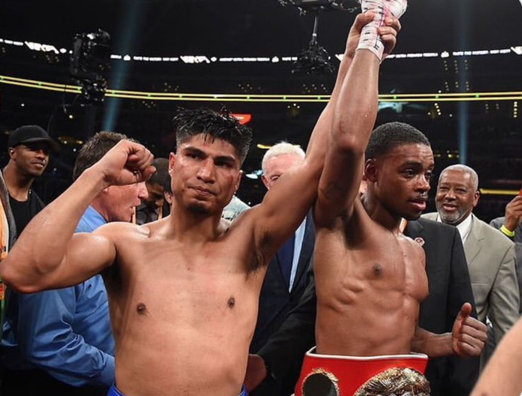 3050CE7F 7D99 4900 B671 59B84CFE96C3 - Spence-Garcia Proves Confidence Only Goes So Far