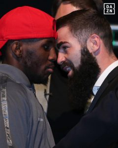 boxing-6C3FB023 A1A0 43EE A07C 7436C7003B0E 240x300 - DAZN Boxing Preview: Carroll vs. Farmer, Volante vs. Taylor