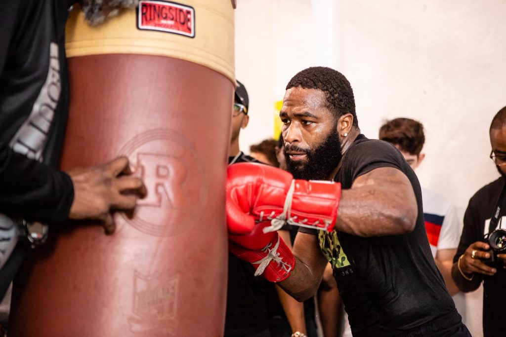 Broner - Adrien Broner's Troubles Outside The Ring Continue