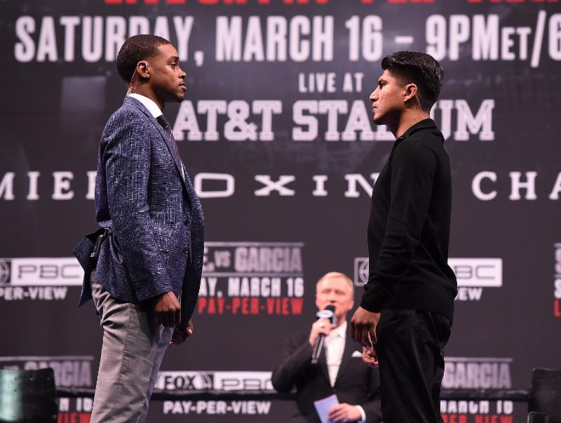 Garcia - Mikey Garcia's Quest For Greatness