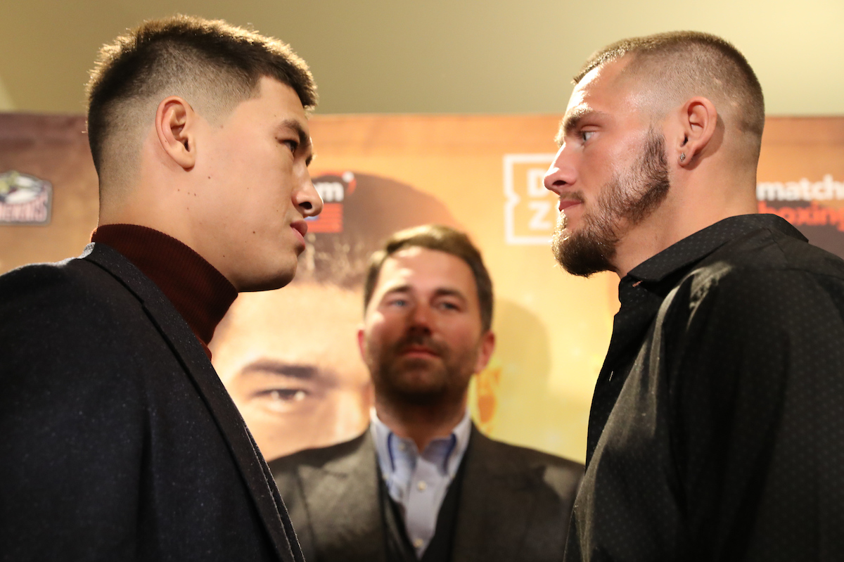 "Joe Smith - Joe Smith Jr. Plans to ""Outwork"" Bivol"