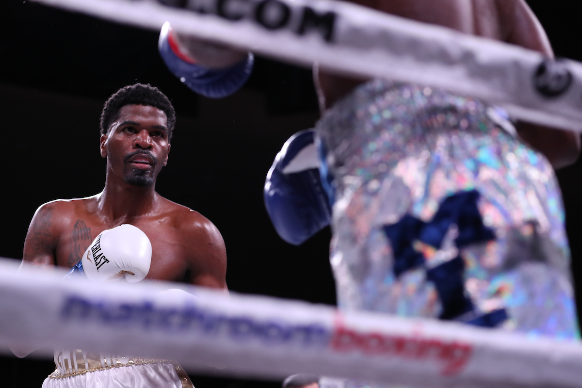 Maurice Hooker vs Vergil Ortiz Jr. Officially Set To Take Place On March 20th In Dallas Texas