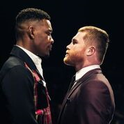 canelojacobs - Canelo Alvarez and Daniel 'Miracle Man' Los Angeles Press Conference Quotes