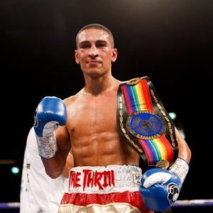 gil 300x300 - DAZN Boxing Report: Gill Blasts Out Dominguez; Riakporhe Stops McCarthy