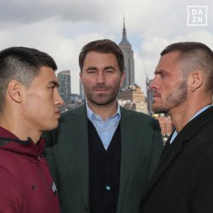 smith bivol 300x300 - DAZN Boxing Preview: Bivol vs. Smith Jr., Hooker vs. LesPierre